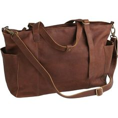 Lifetime Leather Large Tote.  Want.  Badly.