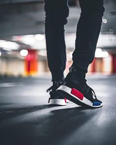 NMD Vibes || by @fittysense by blkvis http://ift.tt/1oBCKZy
