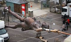Damien Hirst's new statue is a dangerous monstrosity | Art and design | guardian.co.uk