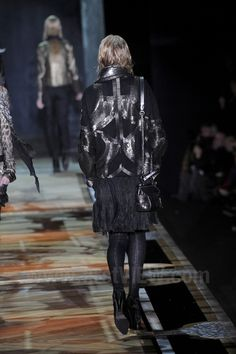 Roberto Cavalli Fall 2011 Ready-to-Wear Collection