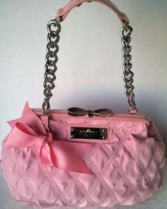 Brighton My Flat in London Pink Handbag