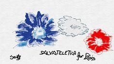 "Salvateletica: PARIGI   ""Colpiscono i nostri simboli perchè i lor..."