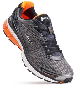 new products 1d44a 50a70 Fila Nitro Fuel 2 Energized Men s Running Shoes - Endorsed by Shaun T