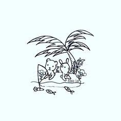 #doodle#painting#draw#drawing#illustration#monochrome#monochromatic#plant#blackdraw#nature#vegetation#botanic#botanical#flower#blossom#animal#animallovers#bear#rabbit#hare#bunny#rabbitlover#bunnylove#summerdoodle,bear,animal,plant,nature,illustration,drawing,hare,flower,blossom,rabbitlover,botanical,summer,rabbit,vegetation,monochromatic,draw,botanic,monochrome,blackdraw,painting,bunnylove,bunny,animallovers