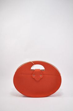 Brown Felt Bag Roxy. Original beautiful and unique. by FELTTERRA