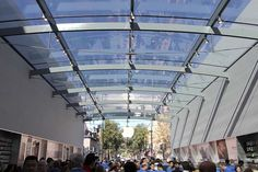 Apple Makes Major Store Architectural Moves Glass Roof, Modern Glass, Foyers, Steel, Architecture, Apple, Google Search, Image, Arquitetura
