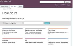 Intranets: DCMS doing it right Resume Work, Do It Right, Digital, Layouts, Career, Carrera