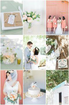 Beautiful Outdoor Wedding   Mallory Dawn Photography   Bridal Musings Wedding Blog