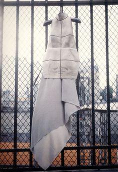 Maison Martin Margiela  Semi-Couture, Spring/Summer 1997  Street Magazine, Vol. 1 & 2, 1999  Photographer: Ronald Stoops