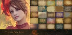 I'd buy out the store if it meant I would have an ounce of her talent! <3 Texture Pack Three $28