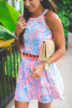 THIS IS MY FAVORITE LILY PULITZER OUTFIT EVER! The depressing part is I cannot afford it! :(