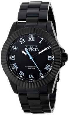 Invicta Mens 16712 Pro DiverBlack Widow Stainless Steel Casual Watch -- Find out more about the great product at the image link. (This is an Amazon affiliate link)