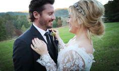 Watch Kelly Clarkson Say 'I Do' in Sweet Wedding Video | omg! - Yahoo Celebrity