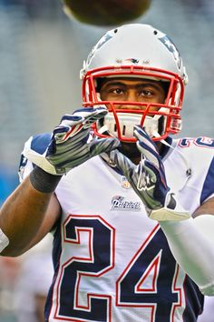 Welcome to Revis Island #NEvsNYJ