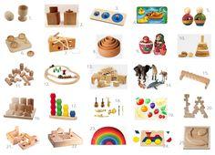 25 Spielideen für Babys und Kleinkinder - zum Greifen, Ordnen, Stecken & Schrauben | Eltern vom Mars | Bloglovin