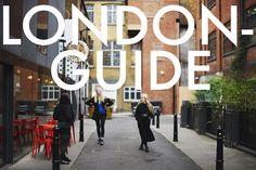 MIN GUIDE TILL LONDON
