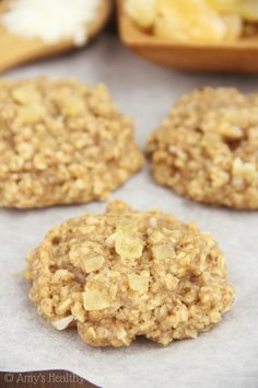 The BEST oatmeal cookies you'll ever make! They stay soft & chewy for an entire week.