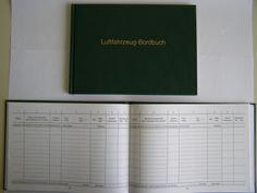Bordbuch für #Segelflieger  gebunden, DIN A5