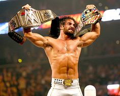 Seth Rollins wins The US At SummerSlam and Becomes The First Man To Hold both The US Championship and WWE World Heavyweight Championship