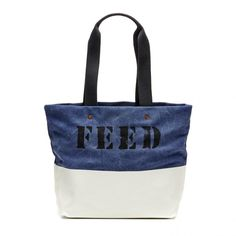 The High Tide tote carries all your beach day essentials while giving back!