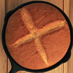 Portuguese Cornmeal Bread Recipe - Ian Knauer | Food&Wine