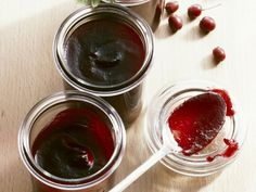 Holunder-Weißdorn-Marmelade