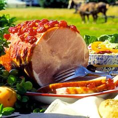 International food blog: AMERICAN: CHRISTMAS: Turkey is out this Christmas - Ham is in!! - Ham Recipes from Recipe.com