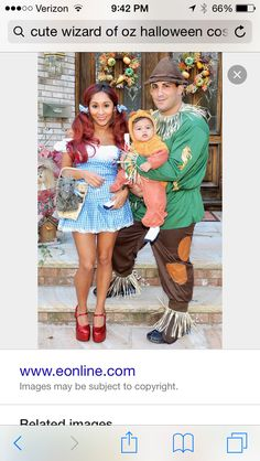 Cute Halloween costume!