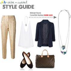 """c+i Style Guide: Everyday City"" by roxsaldana 