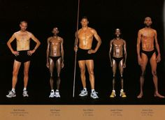 New York-based photographer Howard Schatz captures the diverse range of body types of Olympic athletes. Referring to a body as an athletic build is often… Body Reference, Anatomy Reference, Reference Images, Photo Reference, Art Reference, Figure Reference, Physique, Athletic Body Types, Photo Images