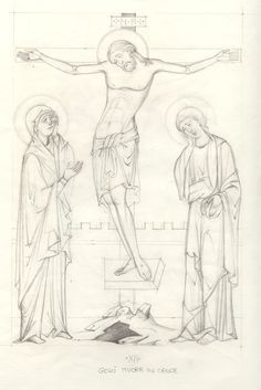 Via Crucis - loscriptorium san sisto - Picasa Web Albums Byzantine Icons, Byzantine Art, Religious Icons, Religious Art, Paint Icon, Catholic Art, Painting Process, Orthodox Icons, Sacred Art