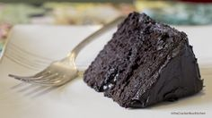 Yep, that's right.Chocolate cake made with black beans... from a can!And not a grain of flour to be seen! I first discovered this recipe about 5 years ago and made it for for my then boyfriend (n...