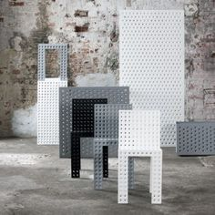 Chaise design 3+ - ZIETA PROZESSDESIGN