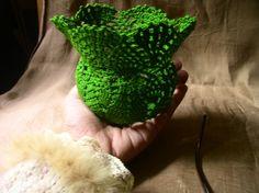 Little Pineapple Pouch ~ Crochetology
