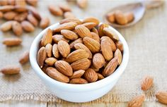 Snack on nuts, seeds or low-fat cheese or dairy instead of processed snack foods