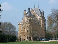 Château de Méridon - Chevreuse dans les Yvelines - France
