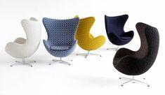 minä perhonen × EGG chair