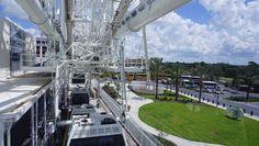 Uma roda gigante, um museu de cera e um aquário na cidade com os melhores parques do mundo. Será que a moda da Orlando Eye pega?