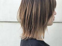 Medium Hair Styles, Short Hair Styles, Hair Arrange, Perm, New Hair, Hair And Nails, Girl Hairstyles, Hair Inspiration, Cute Girls