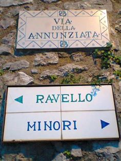 Ravello-Minori Walk (Italy): Address, Walking Tour Reviews - TripAdvisor