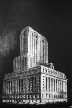 Chicago City Halls - Chicago, Illinois - October, 2014 - 009a