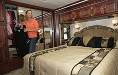 Great tips on how to detail your RV and how to keep it clean and tidy!