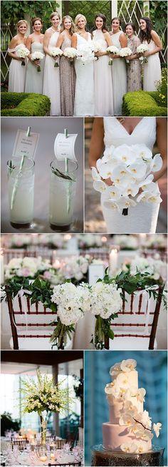 wedding color and decor idea; photo: Asya Photography