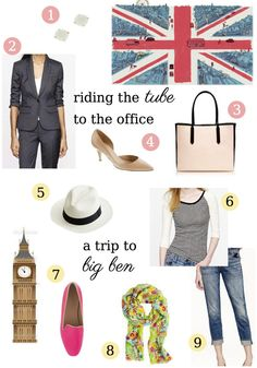 New Post: J. Crew Love in London! A guide to two British looks...