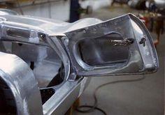 Panel Craft - Porsch 550 Spyder