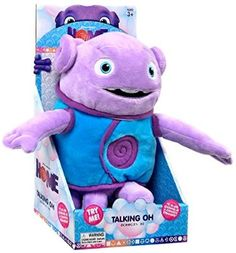 Have you seen the Dreamworks Home dolls yet? This page is chocka block full of exciting dolls and toys from Dreamworks beautiful movie, Home! Dreamworks Home, Dreamworks Animation, Carl Y Ellie, Cute Alien, Movie Party, Home Movies, 10th Birthday, Plush Dolls, Toys
