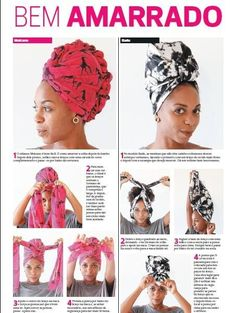 African Head Scarf, African Head Wraps, Curls For The Girls, Head Wrap Scarf, Head Scarfs, Scarves, Scarf Hairstyles, Bad Hair Day, Natural Hair Inspiration