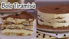 Tiramisù Cake recipe step by step. Access and check all ingredients . - Tiramisù Cake recipe step by step. Access and check out all the ingredients and how to prepare thi - Food Cakes, Bolo Tiramisu, Cake Recipes Step By Step, Recipe Steps, Food And Drink, Yummy Food, Ethnic Recipes, Desserts, Aaliyah