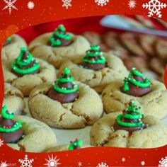 As soon as December hits, we start thinking about Cookies. Christmas cookies are the best when it comes to holiday baking! Baking Christmas cookies is a great way to make holiday memories and makes… Christmas Cookies Packaging, Christmas Tree Cookies, Christmas Cookie Exchange, Holiday Cookies, Christmas Desserts, Christmas Treats, Santa Christmas, Christmas Goodies, Christmas Recipes