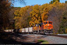 RailPictures.Net Photo: BNSF 9144 BNSF Railway EMD SD70ACe at Fennville, Michigan by Zack Segur - www.railroadfan.com